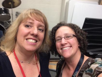 Mrs. DeMartinis And Mrs. Agati