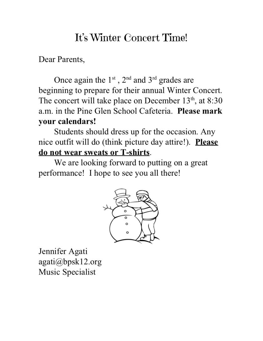 123parent notefor concert